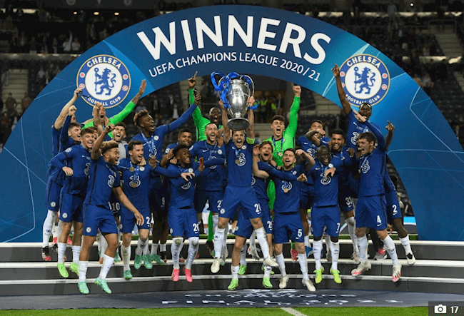 Chelsea vô địch Champions League: CĐV đổ ra đường ăn mừng