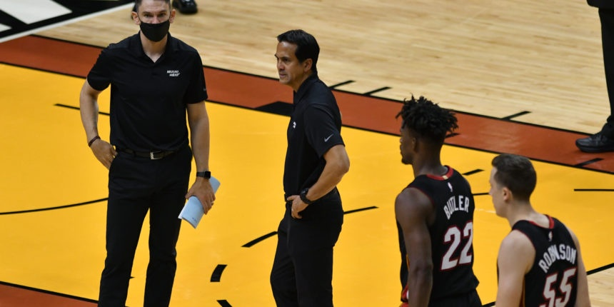 East champs no more, the Heat start to look to what's next
