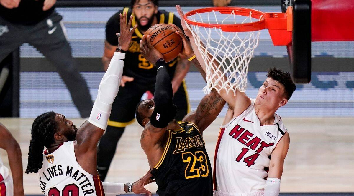 NBA Finals: Miami Heat force Game 6, top Los Angeles Lakers to stave off  elimination | Sports News,The Indian Express