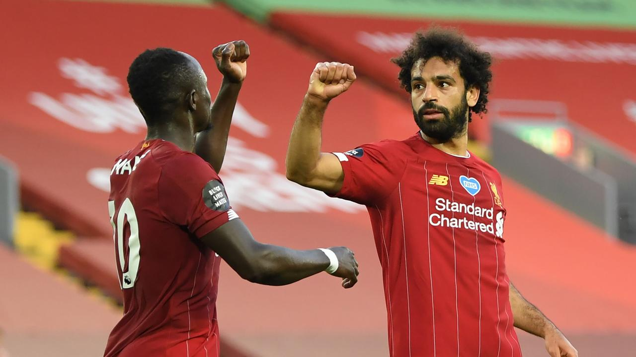 When can Liverpool win the English Premier League title now?