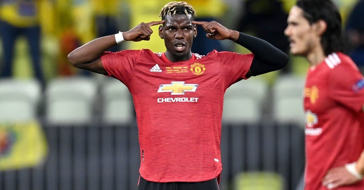 F365 Says: Man Utd won't change Paul Pogba now. Let him go...