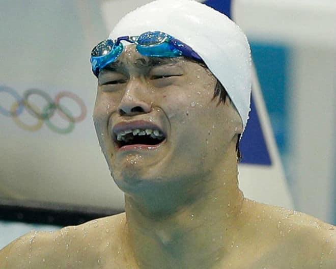 Kình ngư Sun Yang thiệt hại hàng triệu USD vì các bê bối doping